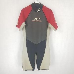 O'Neill Men's Size XL Short Sleeve Wetsuit
